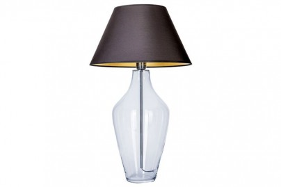 Valencia asztali lámpa - fekete