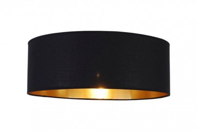 Andrea Black-Gold mennyezeti lámpa