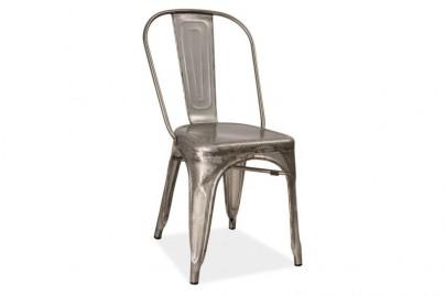 Paris szék perforált
