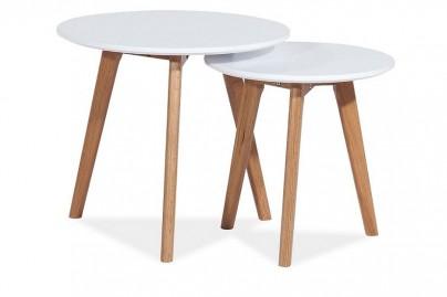 Malin lerakóasztalkák
