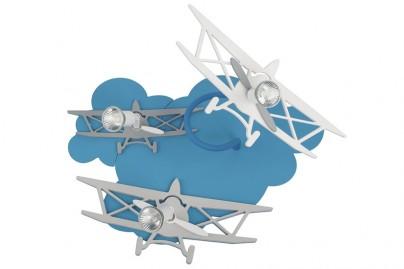 Plane 3-as gyereklámpa