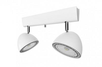 Vespa White 2-es spot lámpa