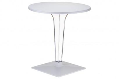 Siesta ICE asztal 80 cm átmérő vagy 70x70 négyzet