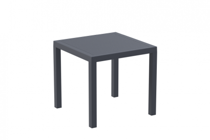 Siesta Ares asztal 80x80 cm