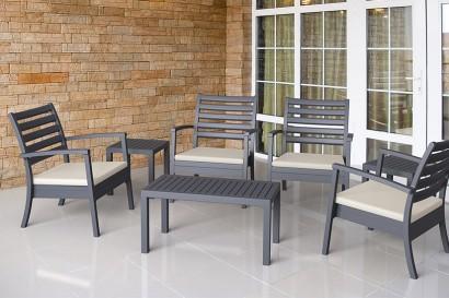 Siesta Artemis XL lounge fotel