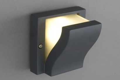 Makalu fali lámpa