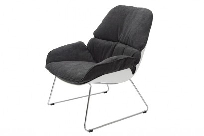 Bay karfás fotel
