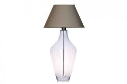 Valencia asztali lámpa - szürke