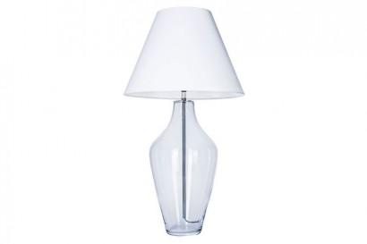 Valencia asztali lámpa - fehér
