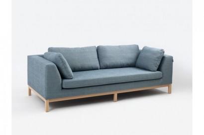 CustomForm Ambient kanapé 3 személyes - fa