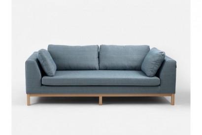 Ambient kanapé 3 személyes - kihúzható - fa