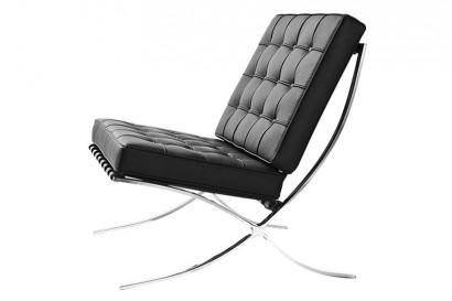 Barcelo bőr fotel