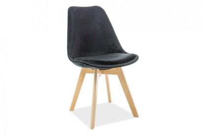 Jensen bársony szék - bükk