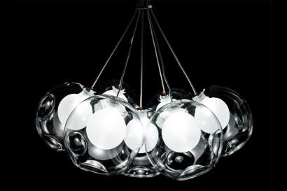 Blister 7-es  függő lámpa