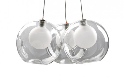 Blister 3-as  függő lámpa