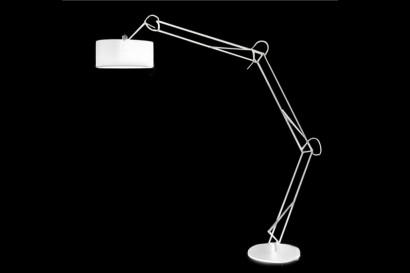 Bosse állólámpa-fehér-bemutató darab