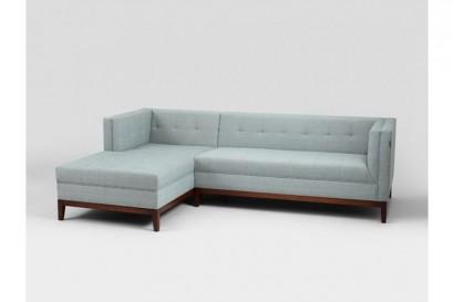 """CustomForm by-TOM kanapé 3 személyes - """"L"""" alakú"""