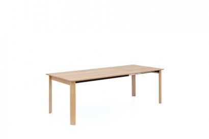 Standart Cannes bővíthető asztal, 2 méretben - tömörfa (tölgy vagy bükk)