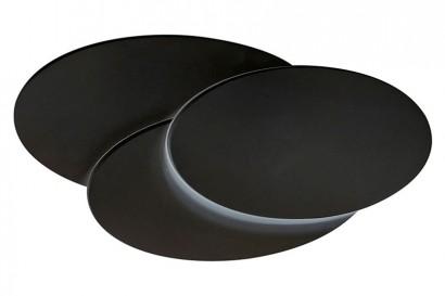 Clover oval LED fali lámpa