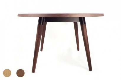 Copine kerek dió asztal - utolsó darab