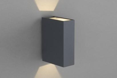 Dras kültéri fali lámpa