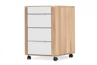 Gazzda Ena irodai fiókos szekrény