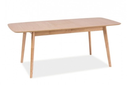 Fellini tölgy asztal - széthúzható