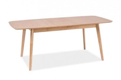 Fellini tölgy asztal 120 - széthúzható