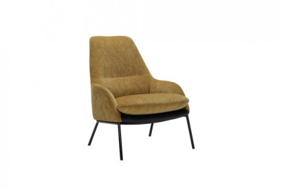 Sits Holly fotel - szövet és bőr verzióban
