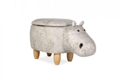 Puff állatkák - Hubert a víziló