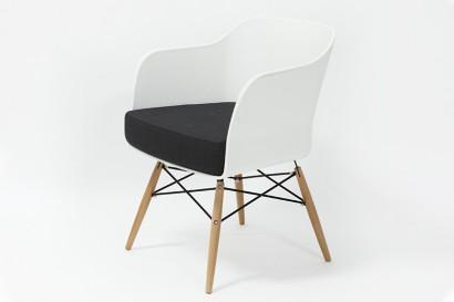 Zhi fotel párnával