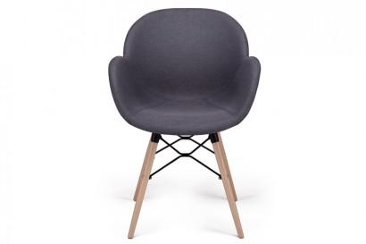 Bloom kárpitozott szék fa lábbal