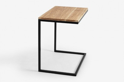 CustomForm Lupe Wood 60-as lerakó asztal