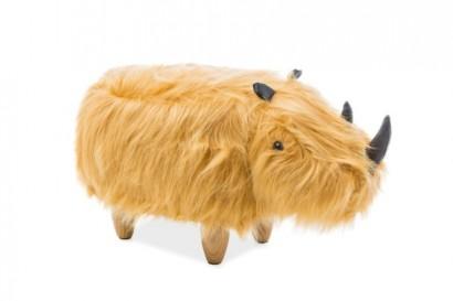 Puff állatkák - Norbert az ős orrszarvú