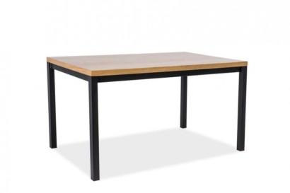 Norman étkezőasztal tölgy furnérral - 3 méretben