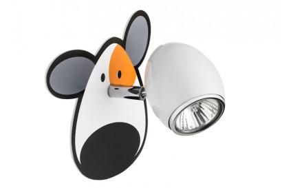 Doggy fali lámpa