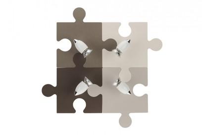 Puzzle mennyezeti lámpa
