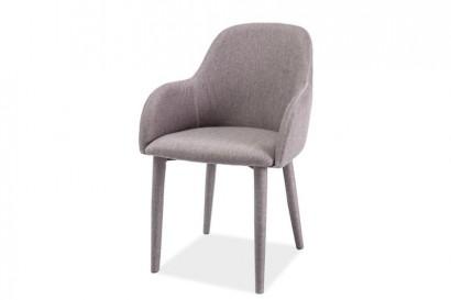 Oskar teljesen kárpitozott szék