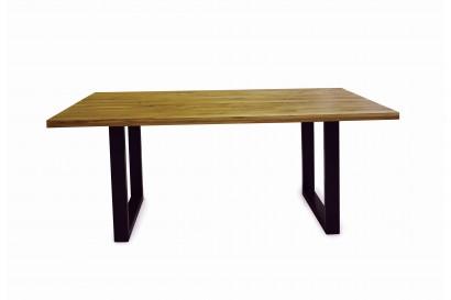 Standart Quentin asztal fém lábú - akciós