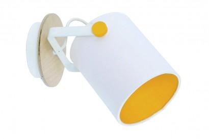 Relax Yellow-White fali lámpa