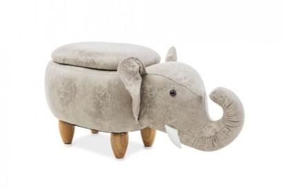 Puff állatkák - Sebastian az elenfánt
