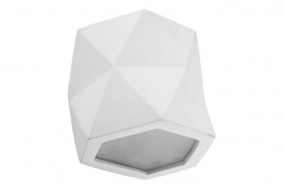 Aztek White fali lámpa
