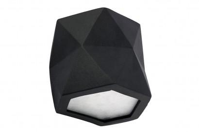 Aztek Black fali lámpa
