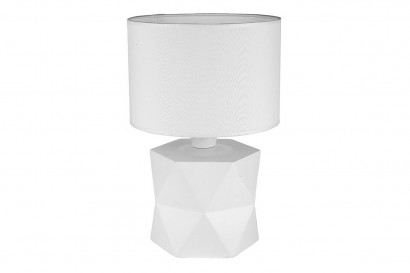 Aztek White asztali lámpa