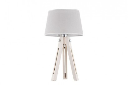 Lorenzo asztali lámpa - szürke