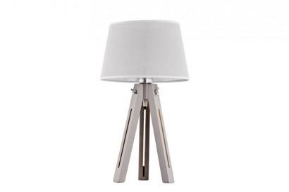 Lorenzo asztali lámpa - világosszürke