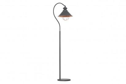 Loft állólámpa - szürke