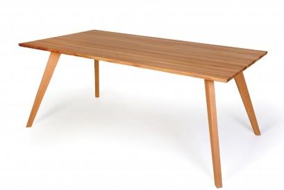 Standart Thorben asztal - fehérített tölgy - 160cm