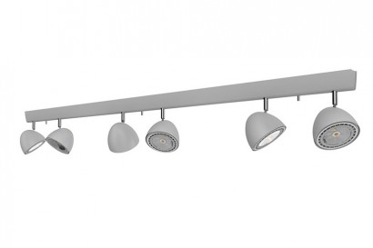 Vespa Silver 6-os spot lámpa