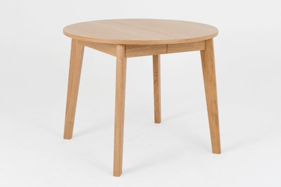 CustomForm Woodyou bővíthető tölgy asztal